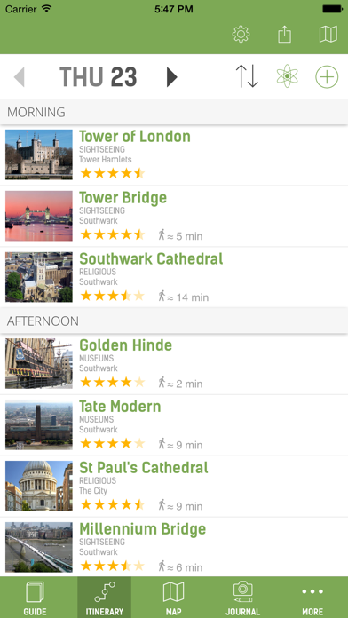 London Travel Guide (with Offline Maps) - mTrip by mTrip Inc