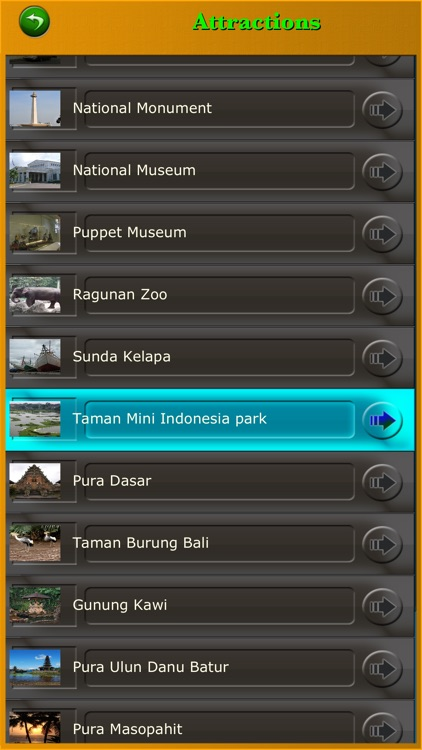Indonesia Turism Guide screenshot-2