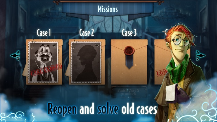 Mysterium: A Psychic Clue Game screenshot-1