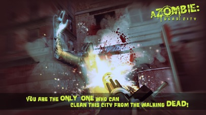 a Zombie: Dead City screenshot four