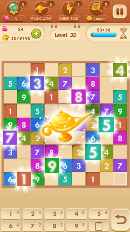 Sudoku Quest - Colored Number Game screenshot-3