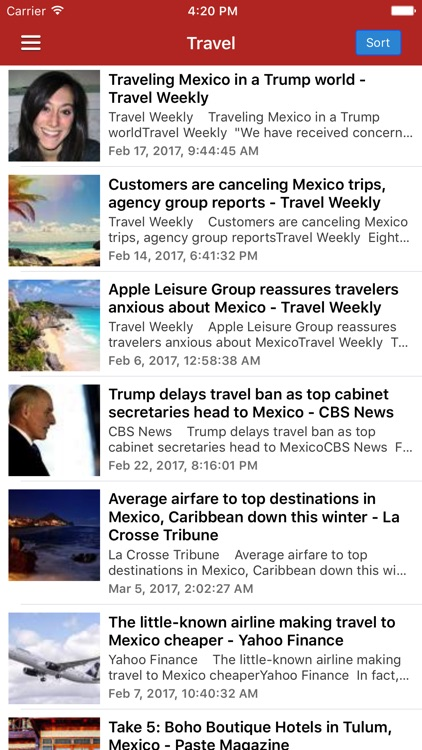 Mexico News in English & Radio - Latest Headlines screenshot-4