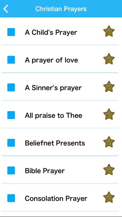 Christian Prayers screenshot-4