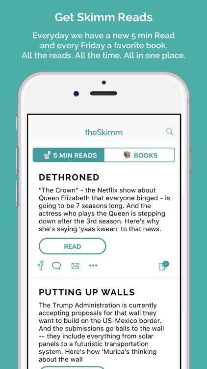 theSkimm app image