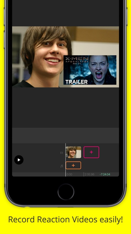 PocketVideo - Video Editor screenshot-1