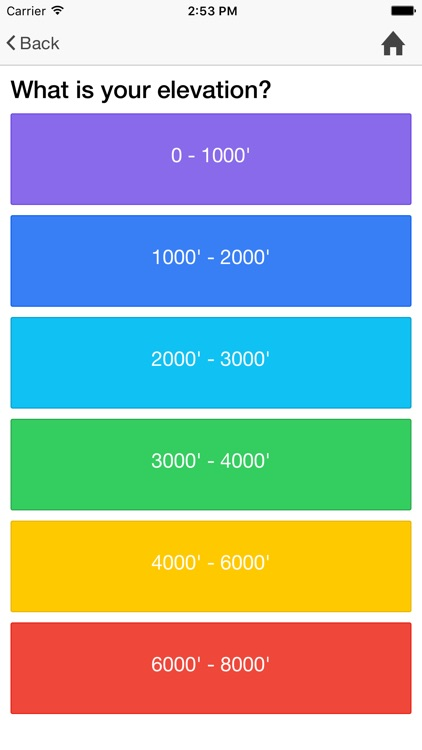 Canning timer & checklist screenshot-4