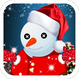 Christmas Snowman Dress Up - Fashion Dressup