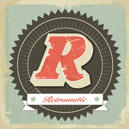 Ícone do app Retromatic 2.0
