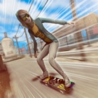 Skate Heroes . Extreme Skaters Race icon