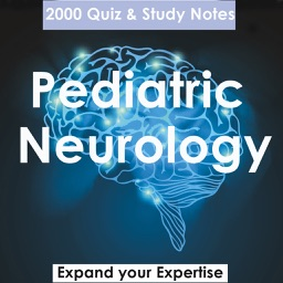 Pediatric Neurology Course Prep & Test Bank App