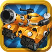 坦克大战-全民终极战争射击游戏