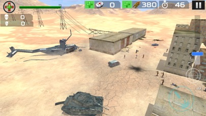 Zombie Hunter Attack On Desert Town Final Defence screenshot three