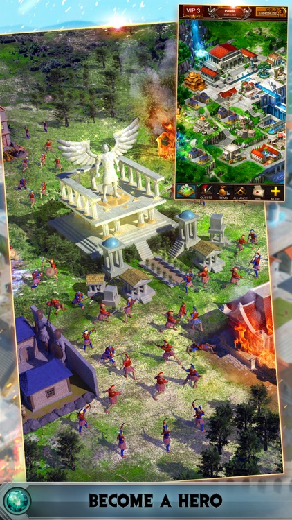Game of War - Fire Age app image