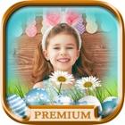 Happy Easter photo frames for album – Pro icon