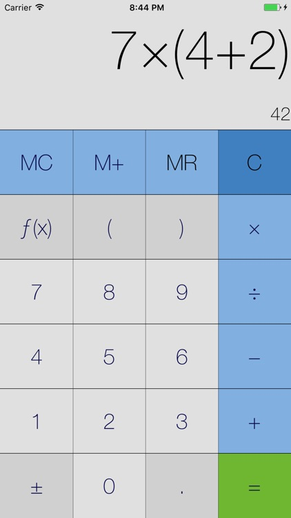 My Calculator (including currency conversion)