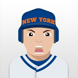 New York M Baseball Stickers & Emojis