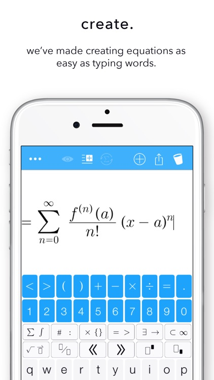 Nuten : The Math Keyboard