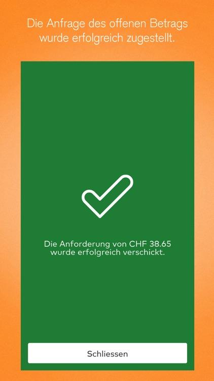 Credit Suisse TWINT screenshot-4