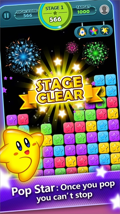 Block - Pop Star Game screenshot-0