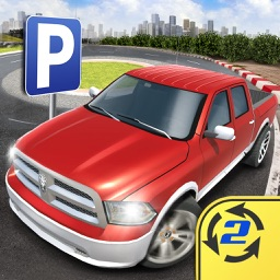 Roundabout 2: A Real City Driving Parking Sim