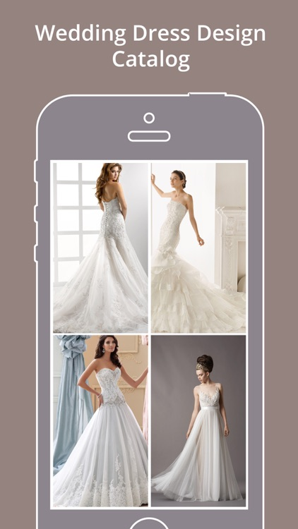 Wedding Dress Design Catalogs