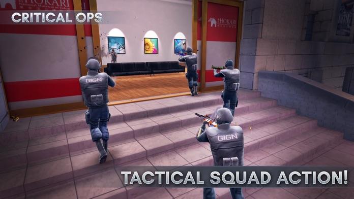 Critical Ops Screenshot