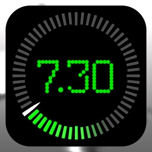 Будильник. Tap Alarm Clock Lite