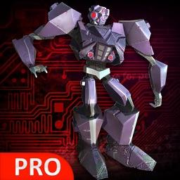 Futuristic Transforming Heroes Pro