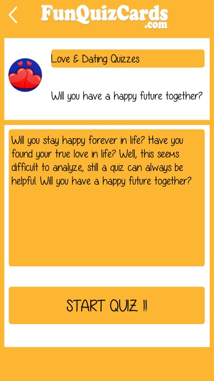 Fun Quiz Cards screenshot-4