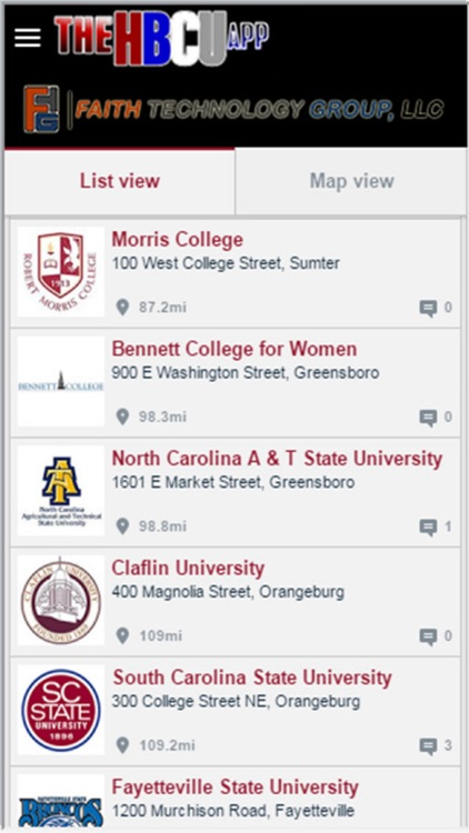 The HBCU App screenshot-4