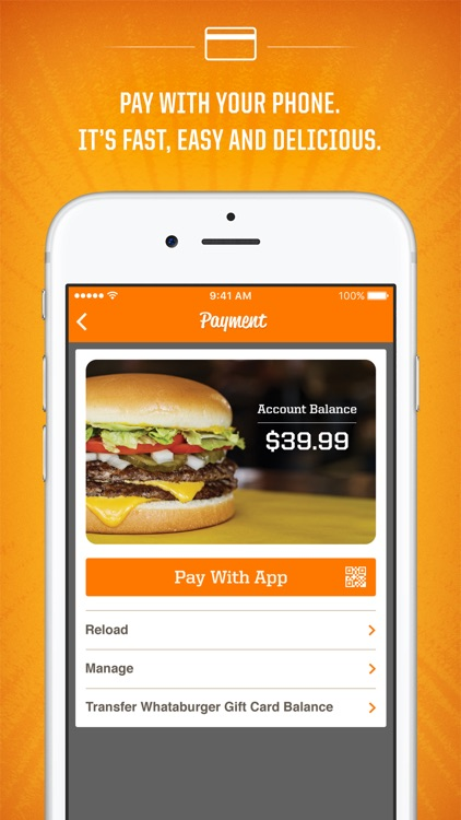 Whataburger screenshot-2