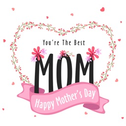 Animated Mother's Day Stickers