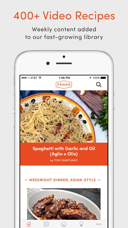 Panna | Best Chefs Best Recipes app image