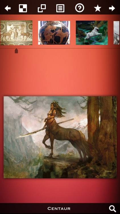 Mythical Creatures Guide screenshot-3