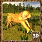 Tiger Simulator & Safari Jungle Animal icon