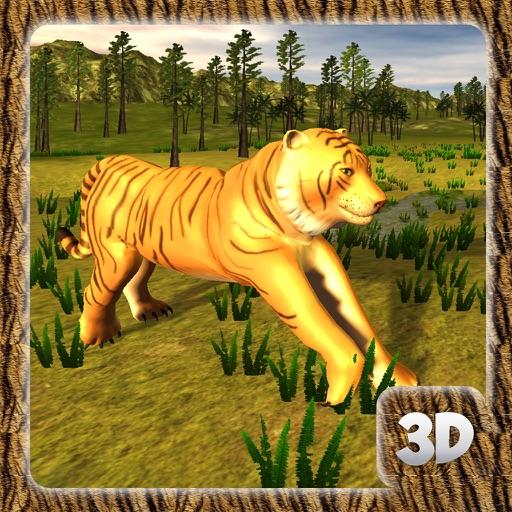Симулятор тигра и сафари в джунглях