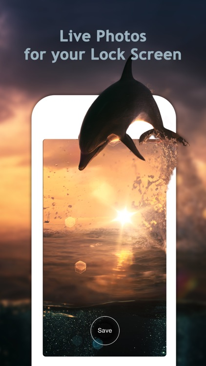 Animated Live Wallpapers for Lock Screen screenshot-0