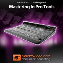 Course For Pro Tools 8 401- Mastering In Pro Tools