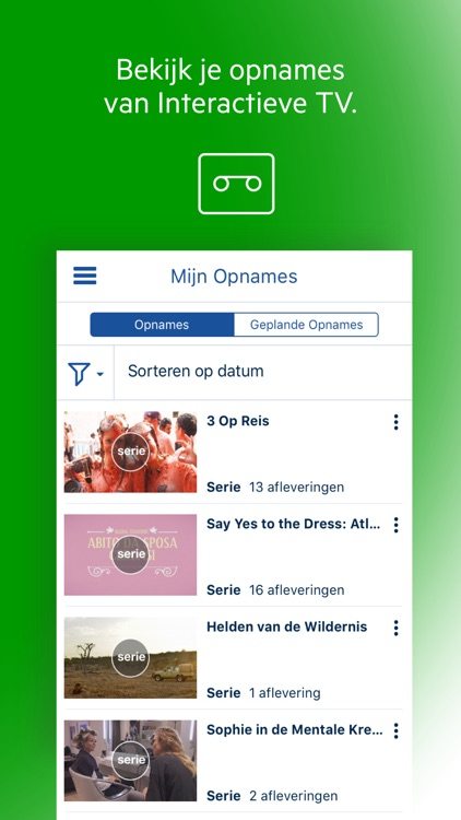 KPN iTV voor iPhone screenshot-4