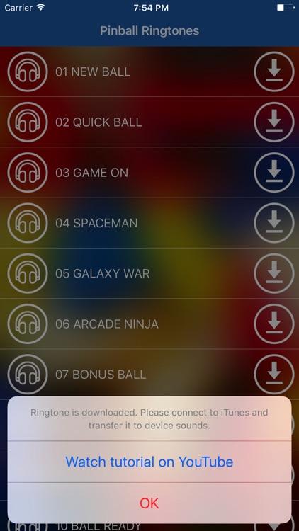 Pinball Ringtones – Amazing Gameplay Sounds Free screenshot-3