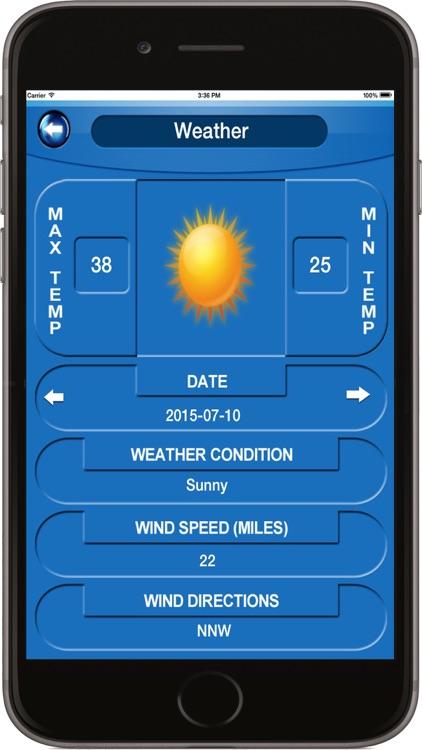 Colorado Springs Colorado - Offline Maps Navigator screenshot-3
