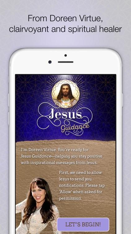 Jesus Guidance - Doreen Virtue screenshot-4
