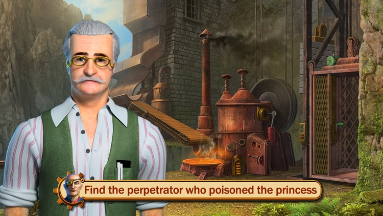 Kingdom of Aurelia: Mystery of the Poisoned Dagger screenshot-3