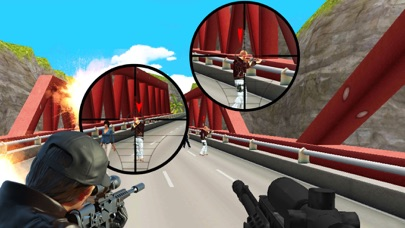 City Sniper 3D : Contract Riflemen Shooting Mafia