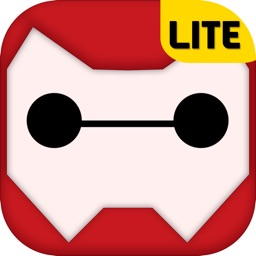Big Robot Art Stickers for iMessage