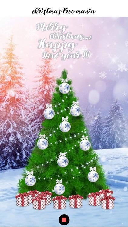 Christmas Tree Mania