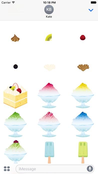 我想吃 貼紙的糖果屏幕截圖3