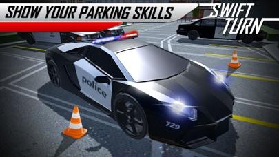 惊悚车漂移驾驶迪拜警察Sim 3D App 截图