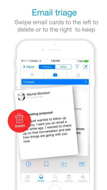 Zero - Secure & Smart Email and Calendar screenshot-4