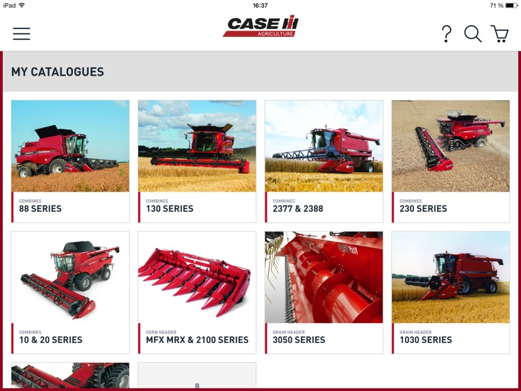 Case IH Harvesting parts screenshot-1